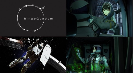 Capturas Ring of Gundam