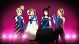 K-ON! Don't say lazy