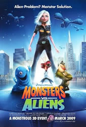 Monsters vs. Aliens