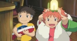 Gake no Ue no Ponyo de Hayao Miyazaki