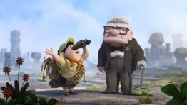 Up: película dirigida por Pete Docter